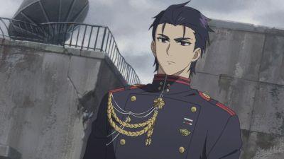 Season 02, Episode 07 Shinya and Guren
