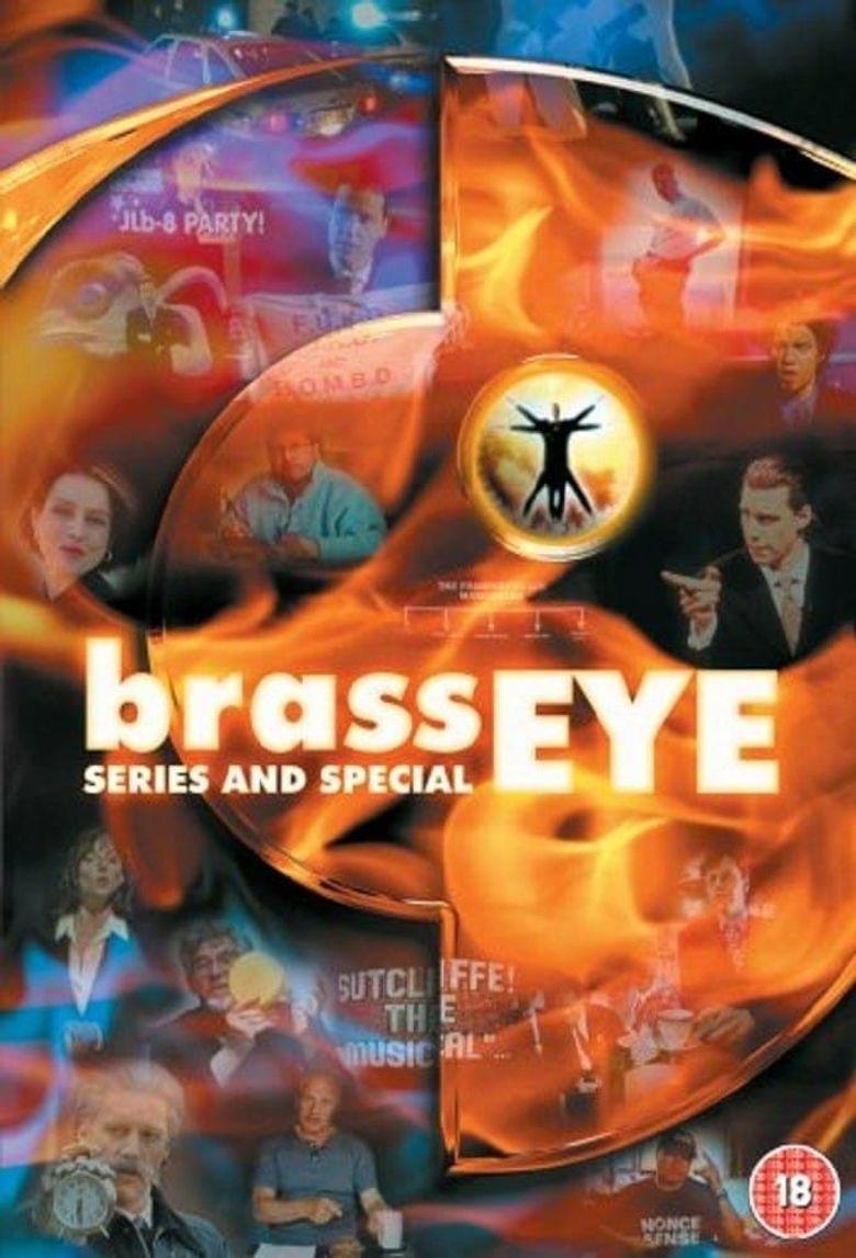 Brass Eye Poster