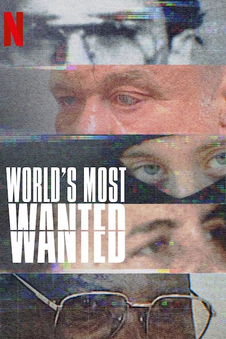 World's Most Wanted Poster