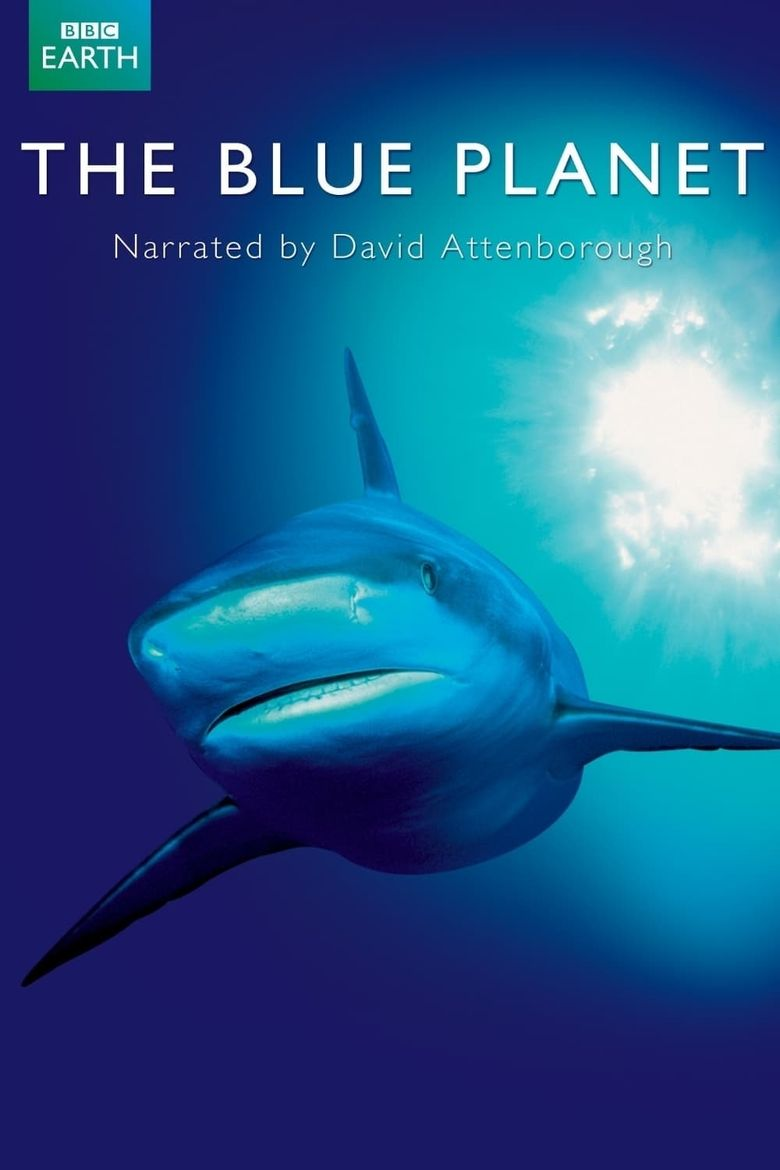 The Blue Planet Poster