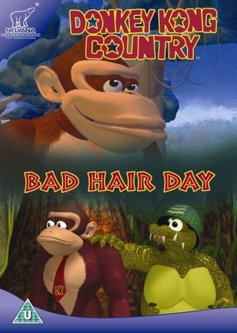 Donkey Kong Country Poster