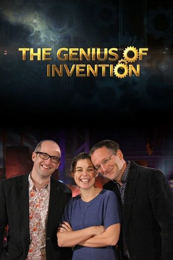 The Genius of Invention Poster
