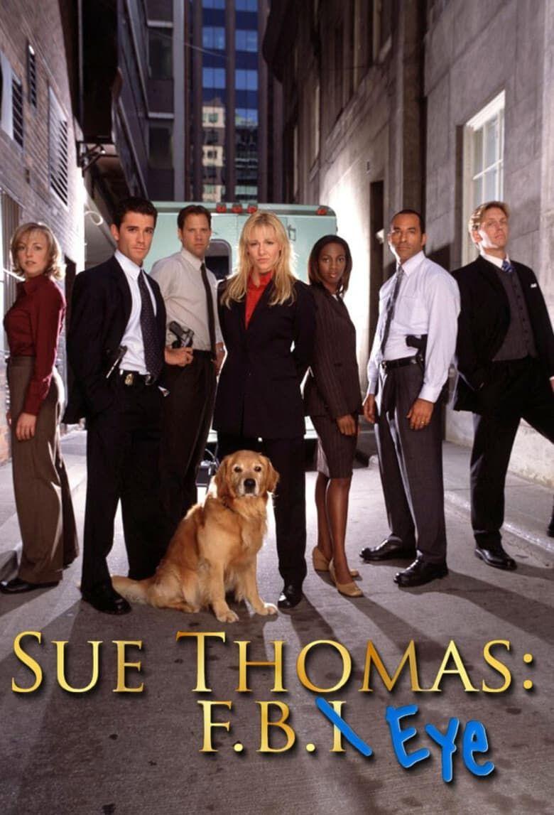 Sue Thomas: F.B.Eye Poster