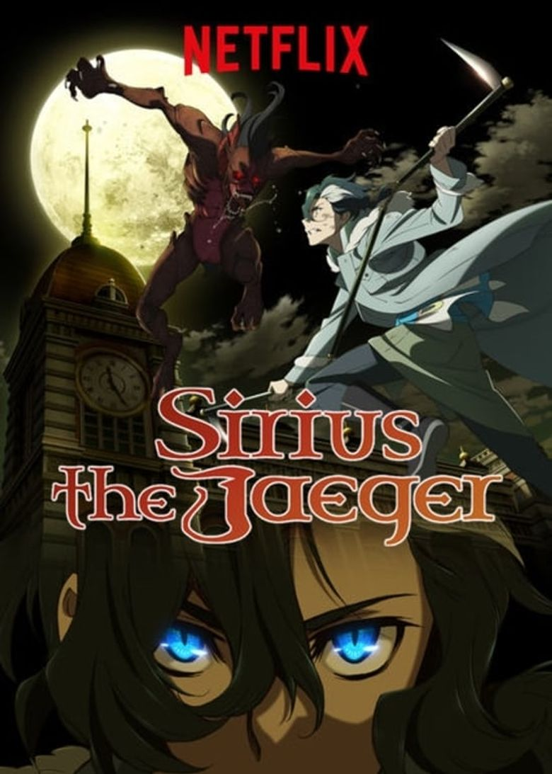 Sirius the Jaeger Poster
