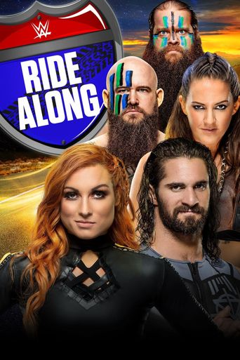 WWE Ride Along Poster