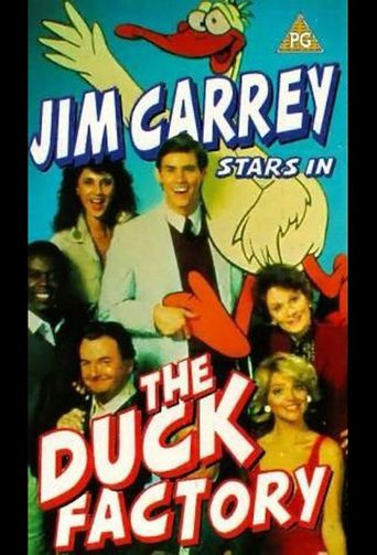 The Duck Factory Poster