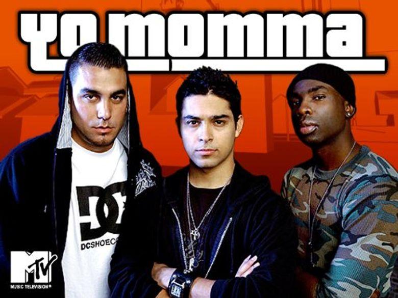 Yo Momma Poster