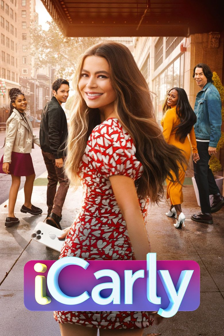 iCarly Poster