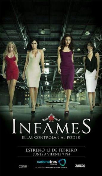 Infames Poster