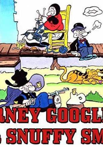 Barney Google & Snuffy Smith Poster