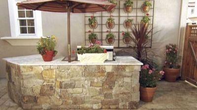 Season 02, Episode 02 Under the Tuscan Sun Courtyard