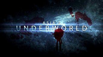 Asia's Underworld Poster