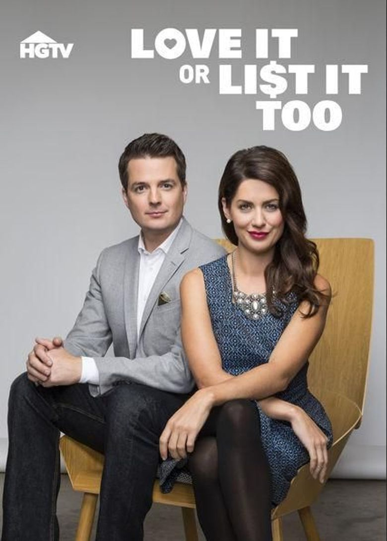 Love It or List It Too Poster