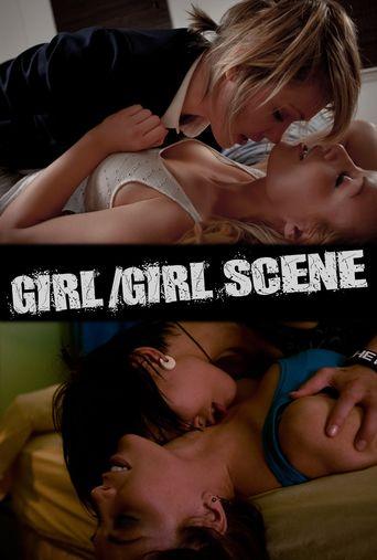 Girl/Girl Scene Poster