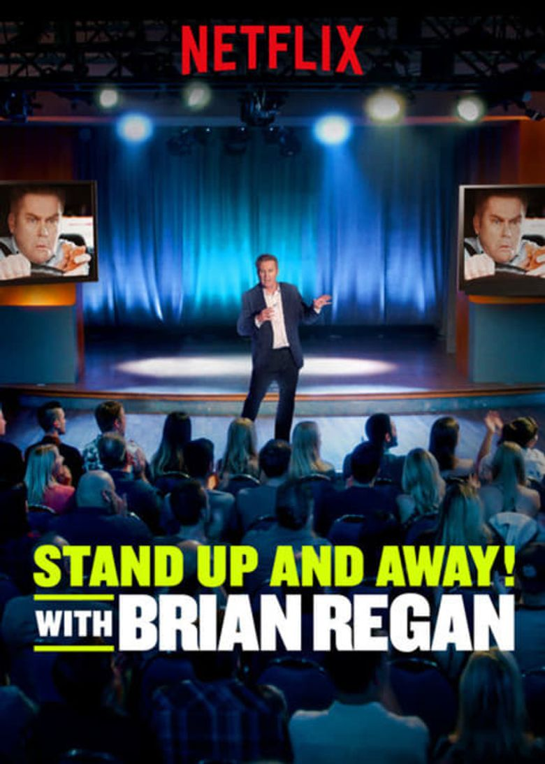 Standup and Away! with Brian Regan Poster