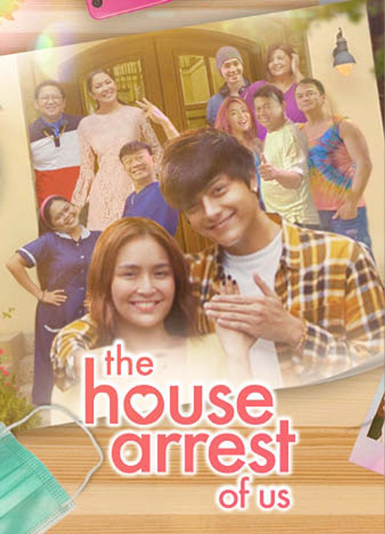 The House Arrest of Us Poster