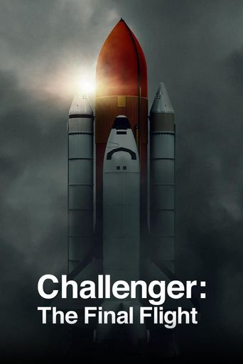 Challenger: The Final Flight Poster
