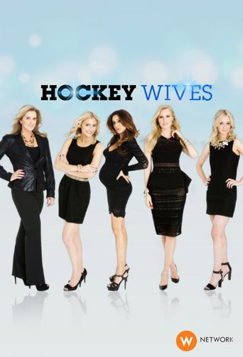 Hockey Wives Poster
