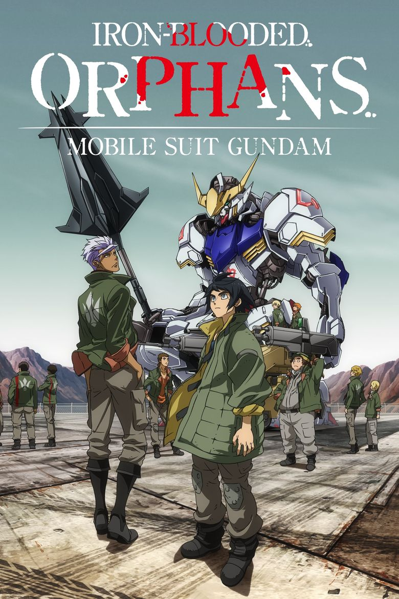 Mobile Suit Gundam: Iron-Blooded Orphans Poster