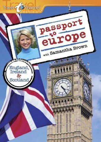 Passport to Europe Poster