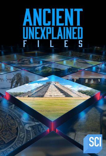Ancient Unexplained Files Poster
