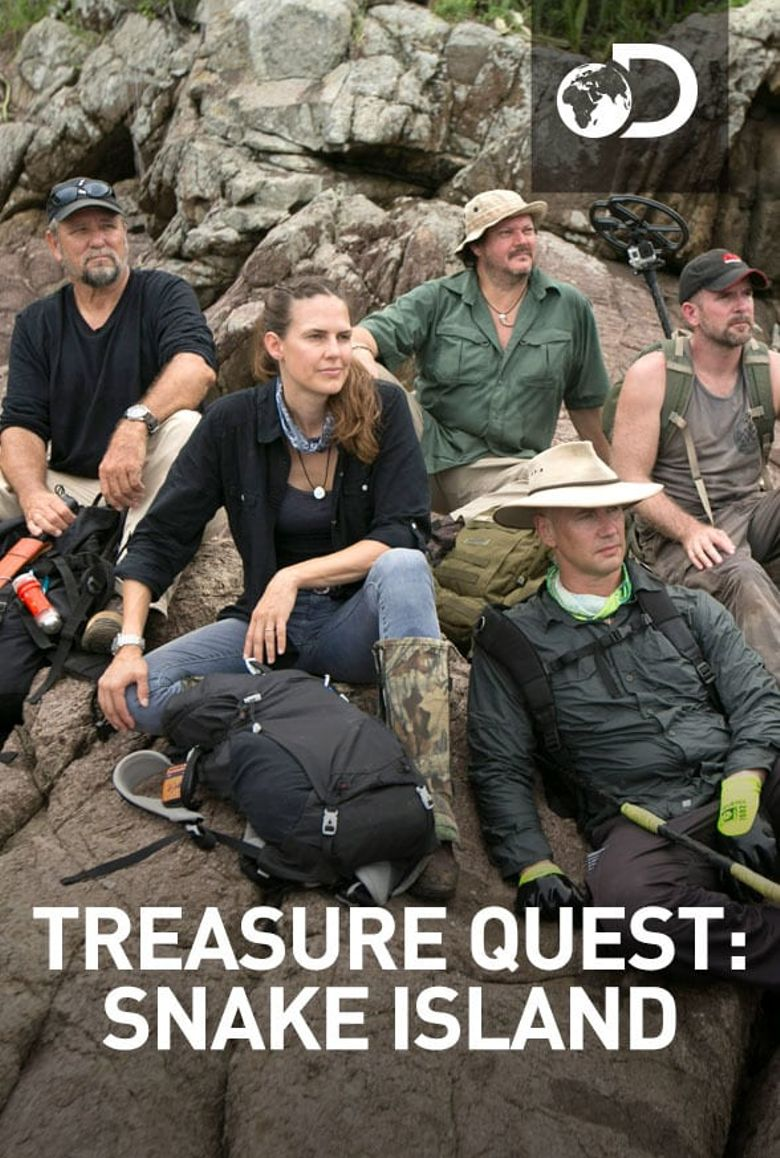 Treasure Quest: Snake Island Poster