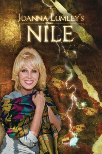 Joanna Lumley's Nile Poster
