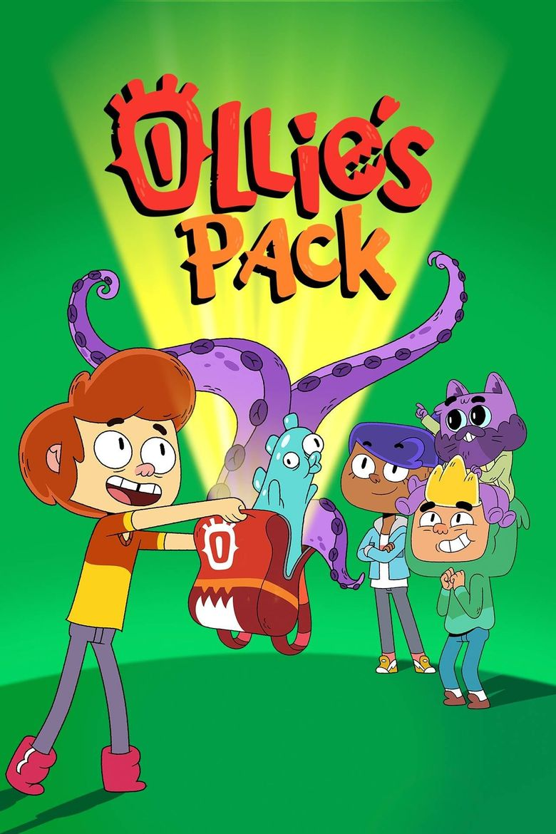 Ollie's Pack Poster