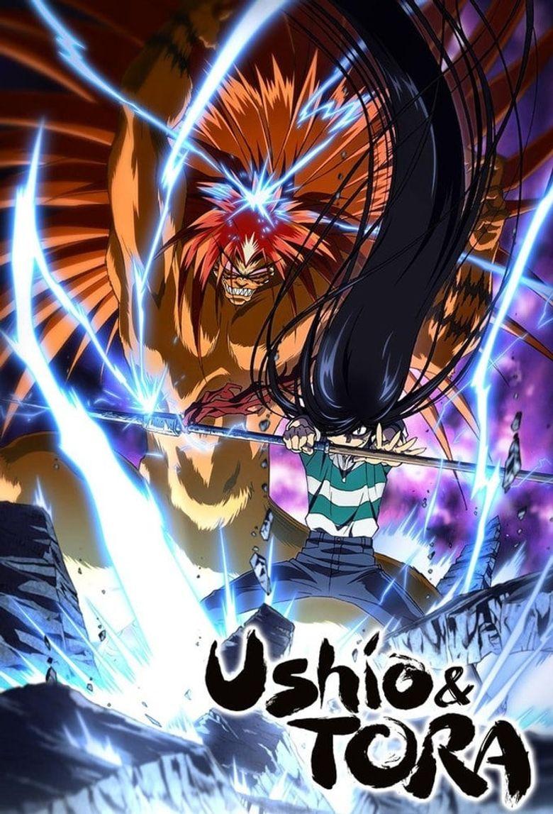 Ushio to Tora Poster