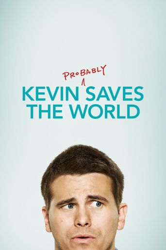 Kevin (Probably) Saves the World Poster