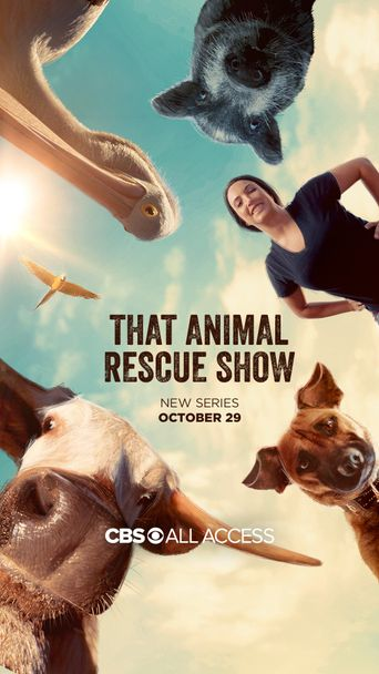 That Animal Rescue Show Poster