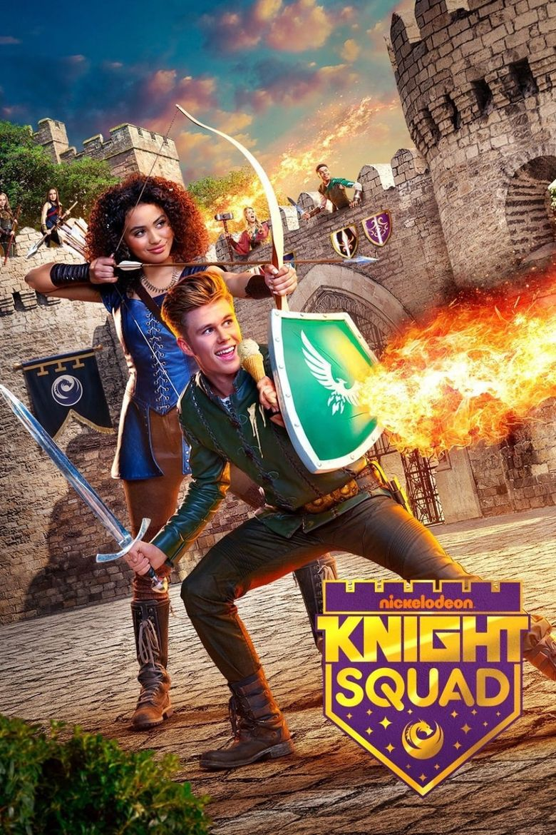 Knight Squad Poster