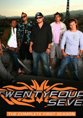 twentyfourseven Poster