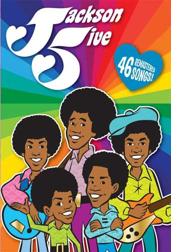 The Jackson 5ive Poster
