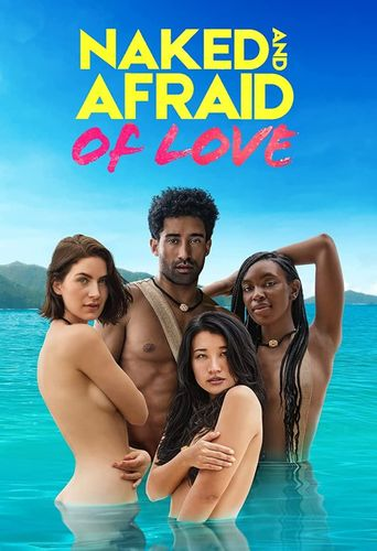 Naked and Afraid of Love Poster