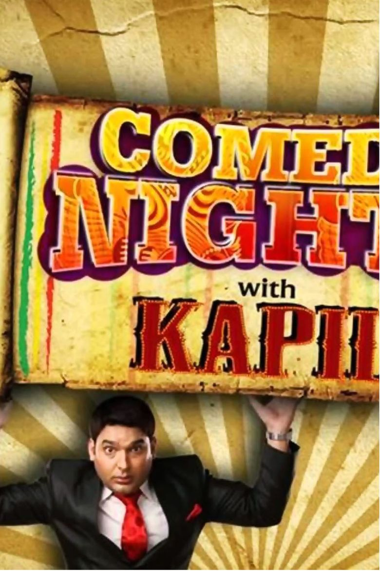Comedy Nights with Kapil Poster