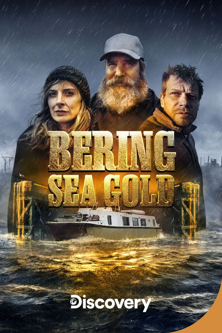 Bering Sea Gold Poster