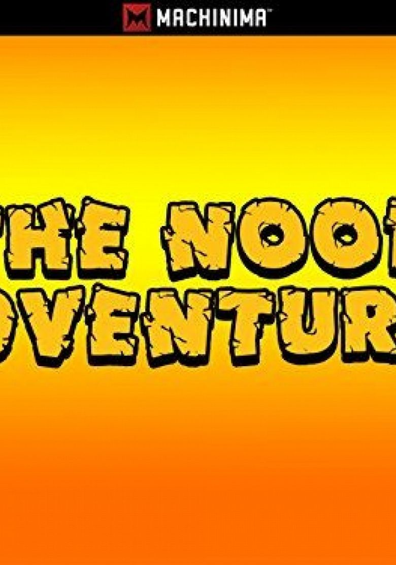 Minecraft: The Noob Adventures Poster