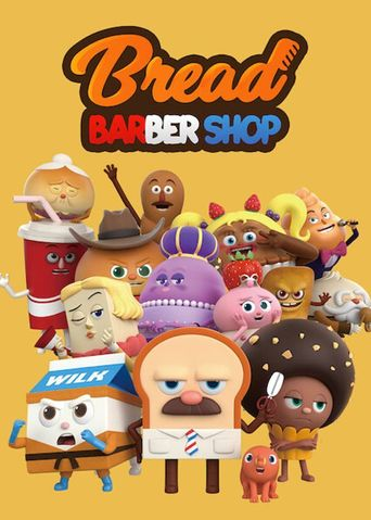 Bread Barbershop Poster