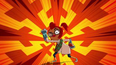 Season 01, Episode 01 Danger Mouse Begins... Again!