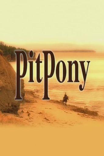 Pit Pony Poster