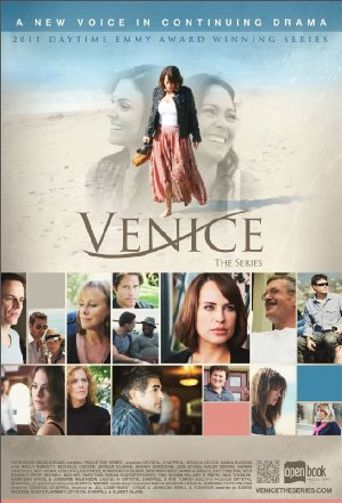 Venice: The Series Poster