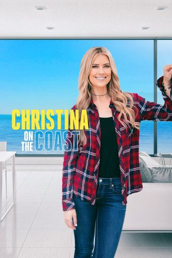 Christina on the Coast Poster
