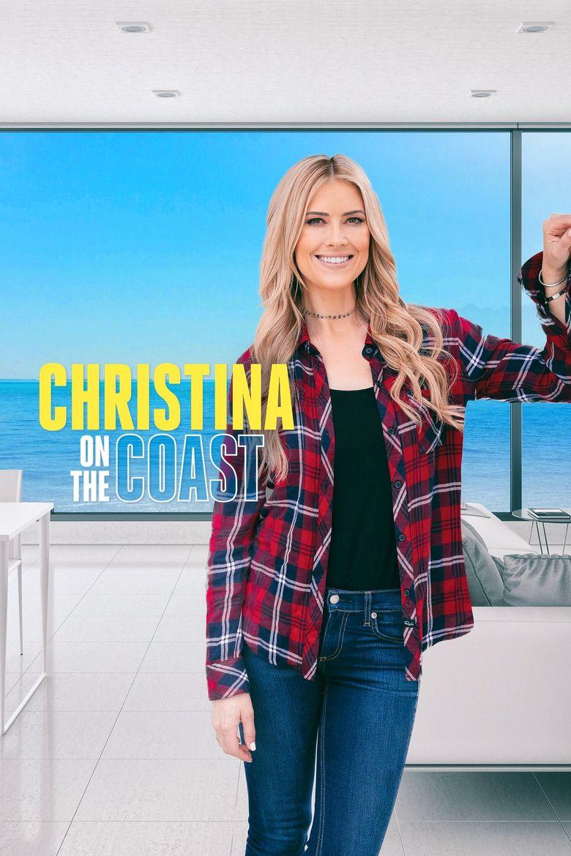 Christina on the Coast Poster