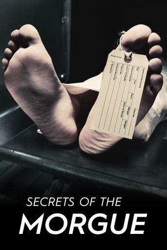 Secrets of the Morgue Poster