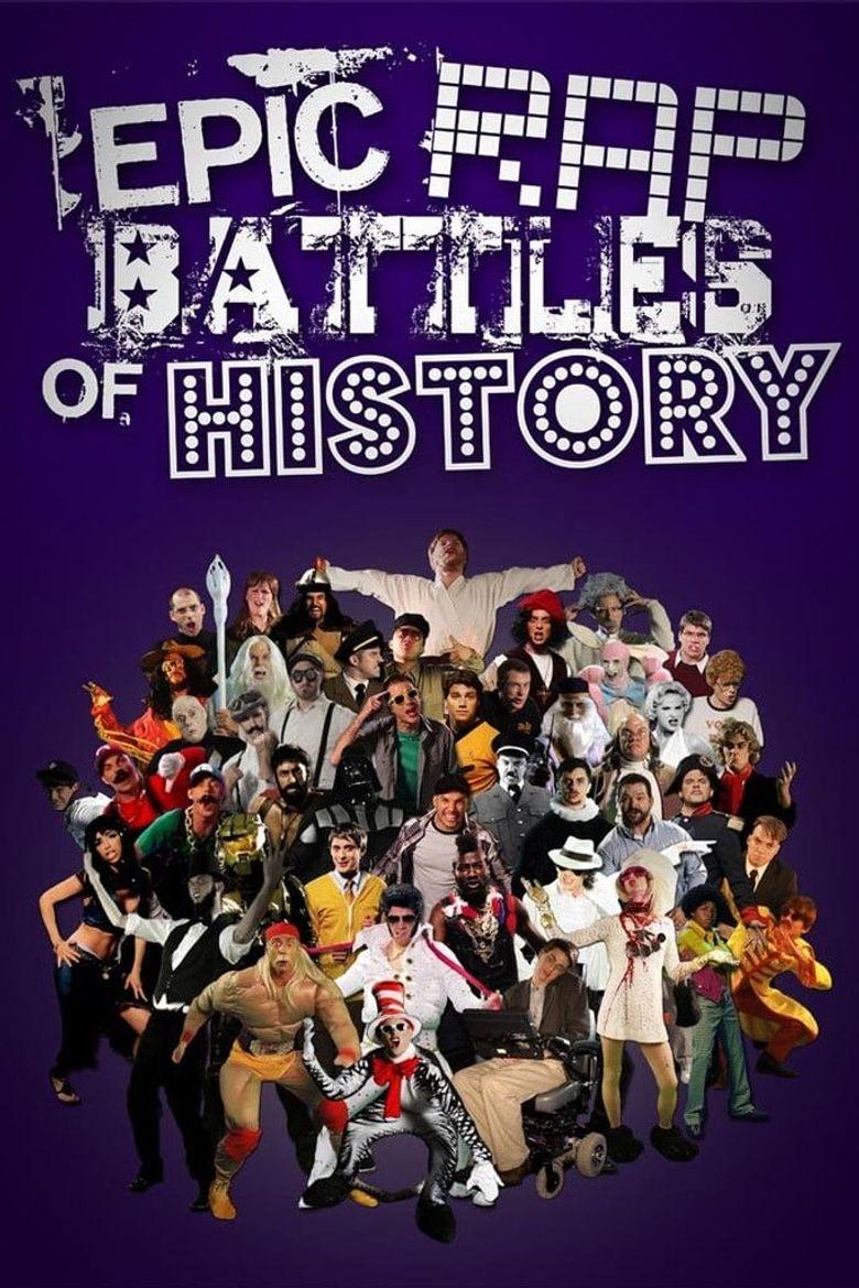Epic Rap Battles of History Poster