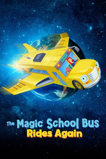 The Magic School Bus Rides Again Poster