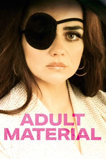 Adult Material Poster