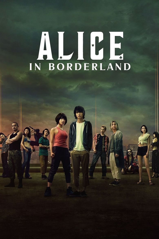 Alice in Borderland Poster