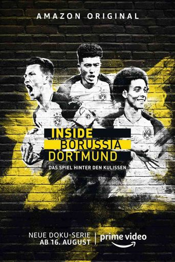 Inside Borussia Dortmund Poster